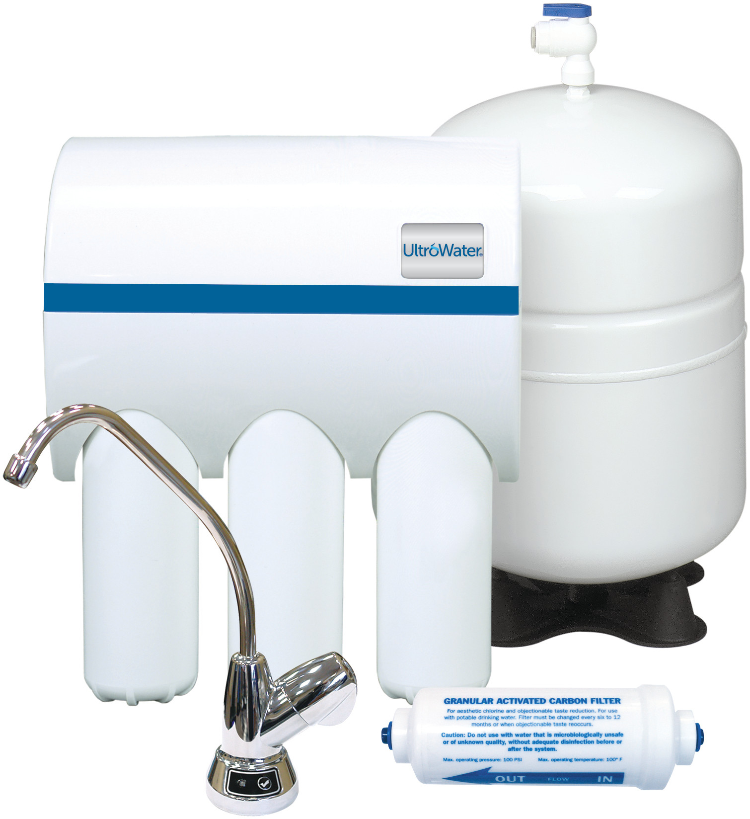 WaterCare H350 Reverse Osmosis Drinking Water System